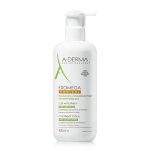 A-DERMA Exomega Control Emolienční mléko 400 ml