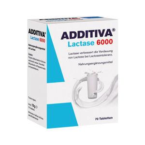 ADDITIVA  Lactase 6000 70 tablet