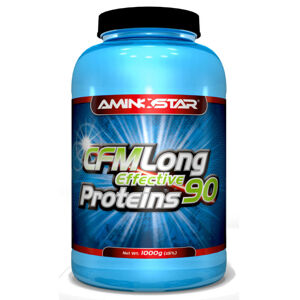 AMINOSTAR CFM Long Effective Proteins 90% čokoláda 1000 g