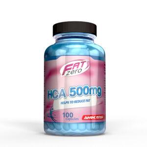 AMINOSTAR FatZero HCA 100 kapslí