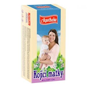 APOTHEKE Pro kojící matky čaj 20 sáčků