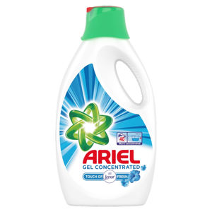 ARIEL Touch Of Lenor Fresh Prací gel 40 praní 2,2 l