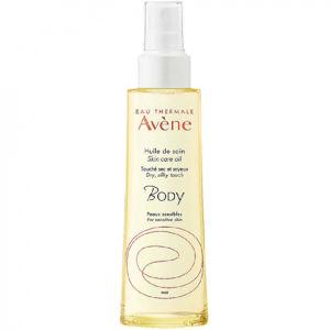 AVENE BODY Pečující tělový olej 100 ml