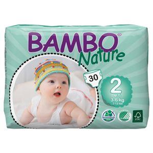 BAMBO Nature mini plenkové kalhotky 3 - 6 kg 30 ks