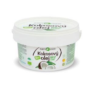 PURITY VISION Kokosový olej bez vůně BIO 2,5 litrů