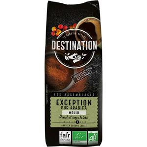 DESTINATION Exception káva zrnková BIO 250 g