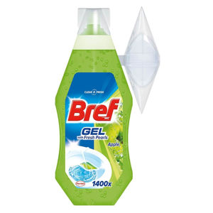 BREF WC gel Apple 360 ml