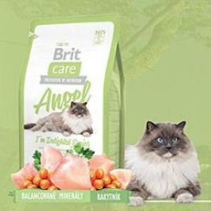 BRIT Care Cat Angel I´m Delighted Senior 400 g