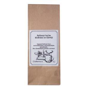 Bylinný čaj ke kloktání se šalvějí od LÉKÁRNA.CZ 50 g