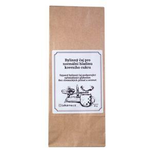 Bylinný čaj pro normální hladinu krevního cukru s borůvkou od LÉKÁRNA.CZ 50 g