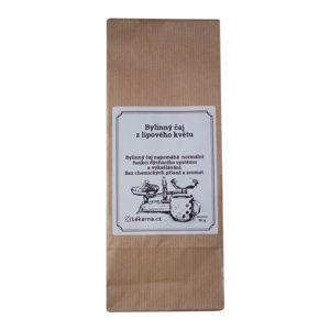 Bylinný čaj z lipového květu od LÉKÁRNA.CZ 50 g