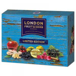 LONDON FRUIT & HERB Limited Edition Pack – směs čajů po 30 sáčcích