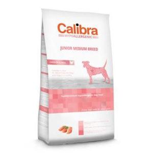 CALIBRA SUPERPREMIUM Dog HA Junior Medium Breed Lamb 3 kg
