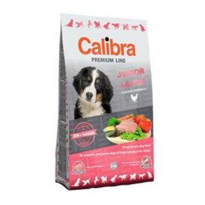 CALIBRA DogNEW Premium Junior Large 3 kg