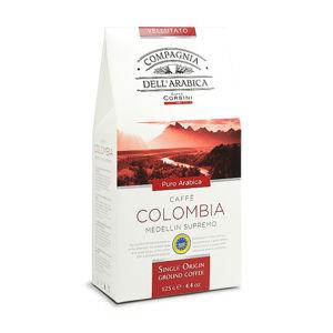 CORSINI Single Colombia Medellin Supremo káva mletá 125 g