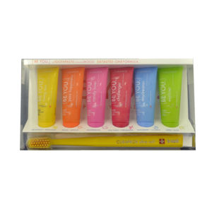 CURAPROX set BE YOU six-tastes 6x10ml + CS 5460