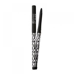 DERMACOL Black Sensation Matt Black Matná tužka na oči 0,35 g