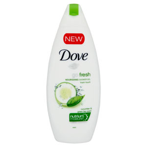 DOVE Go Fresh Okurka&Zelený čaj sprchový gel 250 ml