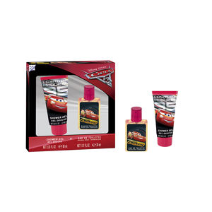 EP LINE Cars 3 EdT 30 ml + sprchový gel 70 ml