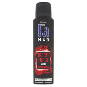 FA Men Deodorant Attraction Force 150 ml