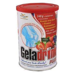 GELADRINK Plus jahoda 340 g