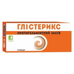 TML Glysterix kapsle 8 kapslí