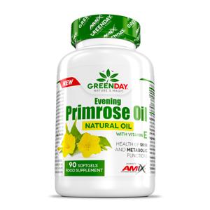 GREENDAY Pupalkový olej s vitamínem E 90 kapslí