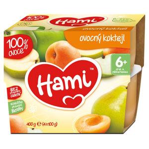 Hami 100% ovoce ovocný koktejl 4x100 g