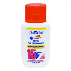 HELIOS Herb Sprej na opalování OF 15 200 ml