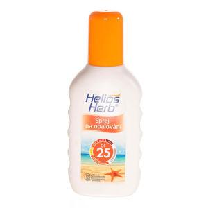HELIOS Herb Sprej na opalování OF 25 200 ml