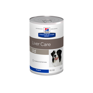 Hill's Prescription Diet™ l/d™ Canine Original konzerva 370 g
