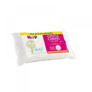 HiPP BabySanft Čistící vlhčené ubrousky 10 kusů