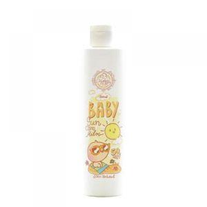 MOTHER&BEBY Přírodní opalovací mléko pro miminka SPF 50 250 ml