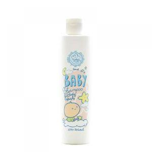 MOTHER&BEBY Přírodní šampón a tělové mýdlo pro miminka 250 ml