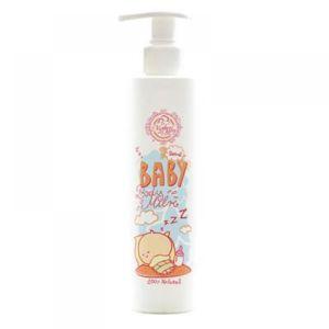 MOTHER&BEBY Přírodní mléčný balzám po koupání pro miminka 250 ml