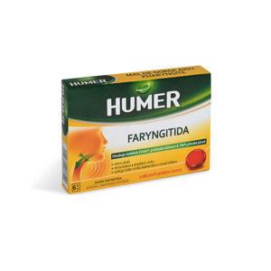 HUMER Faryngitida lesní ovoce 20 pastilek