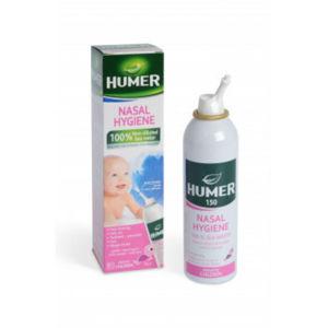 HUMER Hygiena nosu 100% mořská voda pro děti 150 ml