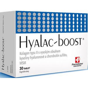PHARMASUISSE Hyalac-boost 30 tablet