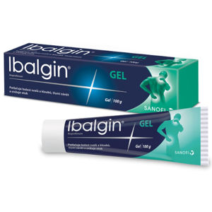 IBALGIN Gel 50 mg 100 g