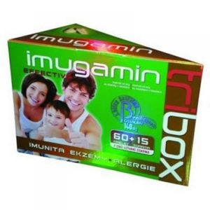 IMUGAMIN effective Tribox 60 + 15 tablet