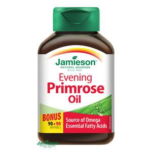 JAMIESON Pupalkový olej 180 kapslí
