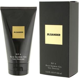 JIL SANDER No.4 sprchový gel pro ženy 150 ml
