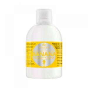 KALLOS Banánový šampon obsahující komplex vitamínů 1000 ml