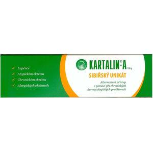 KARTALIN-A mast na lupenku a allegro-dermatózy 100 g