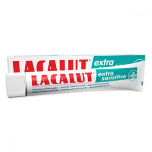 LACALUT Extra Sensitive zubní pasta 75 ml
