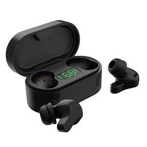 LAMAX Taps1 black bezdrátová sluchátka