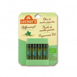 LECKER´S Mátové aroma BIO 4 x 2 ml