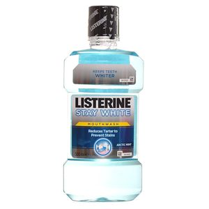 LISTERINE Stay White ústní voda 500 ml
