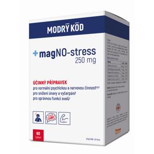 MODRÝ KÓD MagNO-stress 250 mg 60 tablet