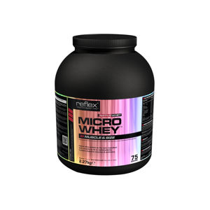 REFLEX NUTRITION Micro whey native vanilka 2,27 kg